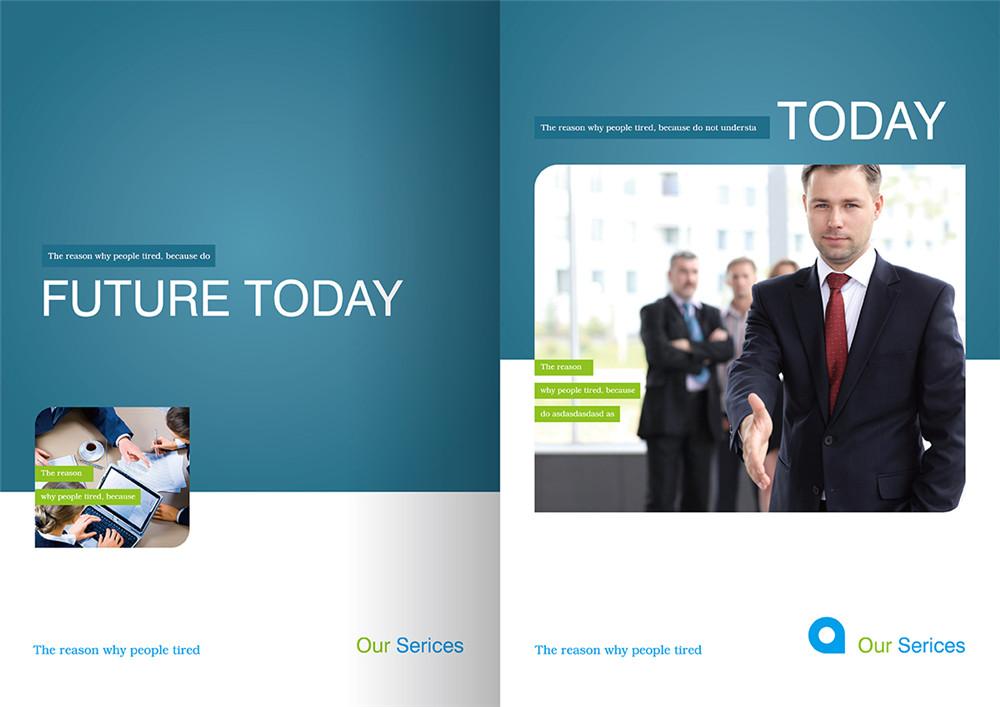 广州商务画册宣传册设计-广州商务画册宣传册设计公司