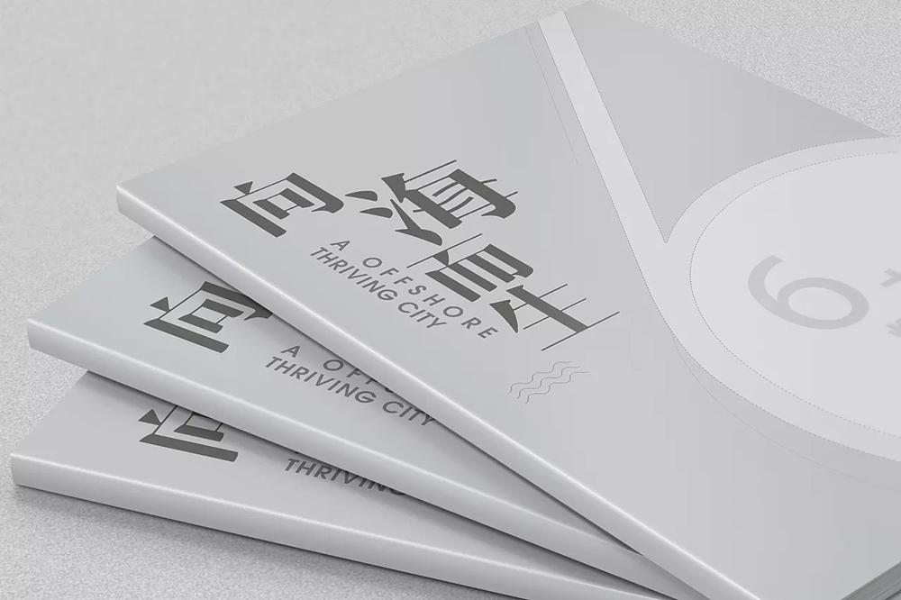 城市宣传画册设计-城市宣传画册设计公司