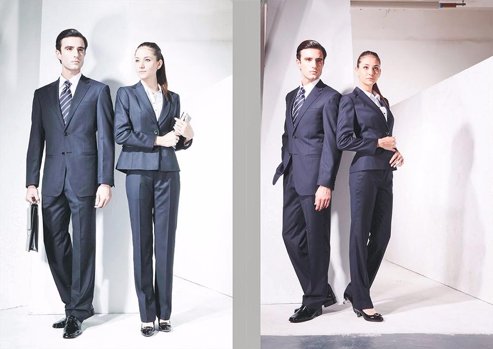 广州西装画册设计-服装画册设计公司
