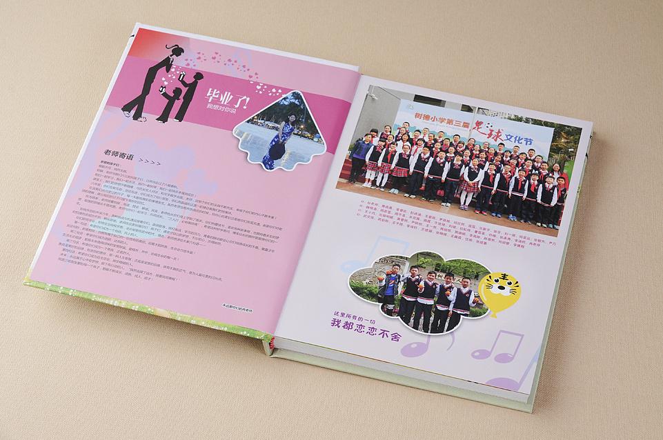 毕业季来临啦 教你如何设计毕业纪念册