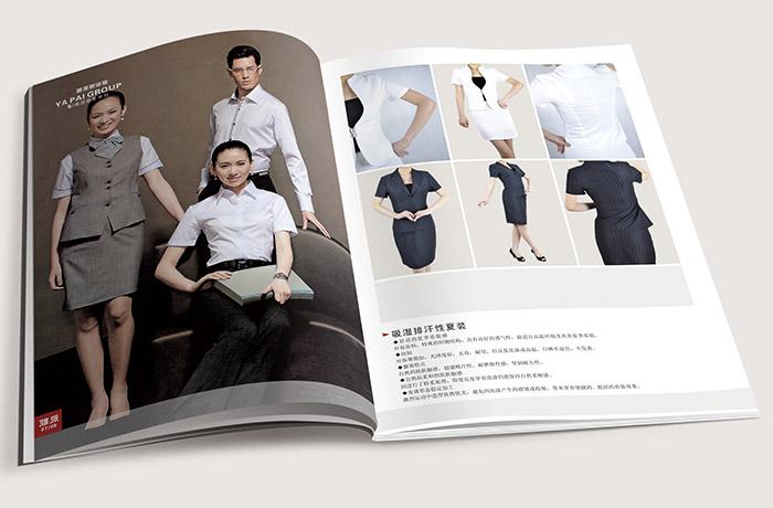 服装画册设计制作是怎样的?画册设计如何策划