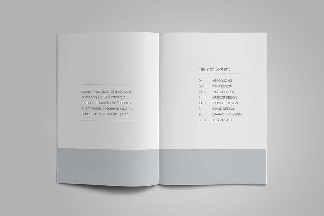 公司宣传册设计报价是多少?哪些因素影响它的价格?