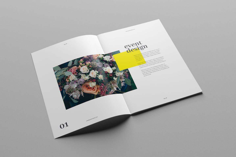 宣传彩页设计报价一般是多少 彩页设计颜色如何搭配
