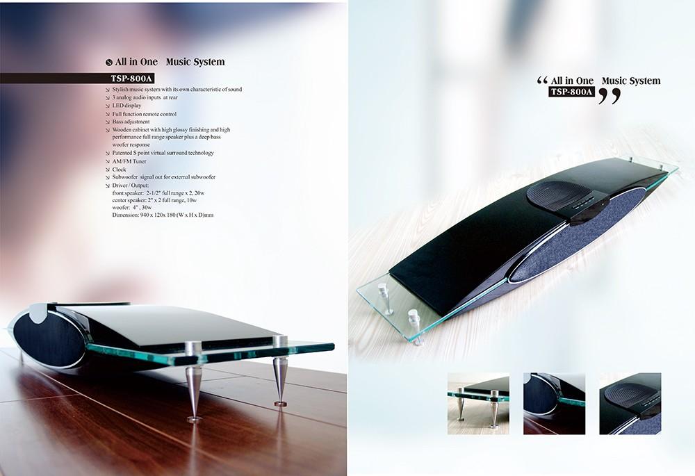 音响画册设计,音响英文画册设计公司