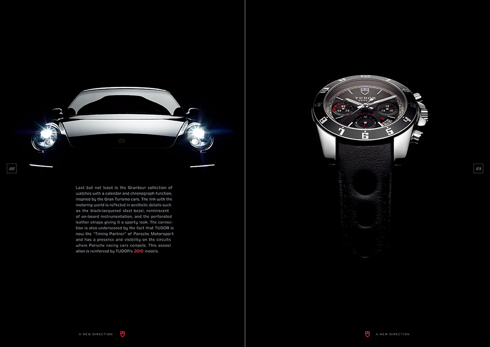 手表画册设计,手表画册设计公司
