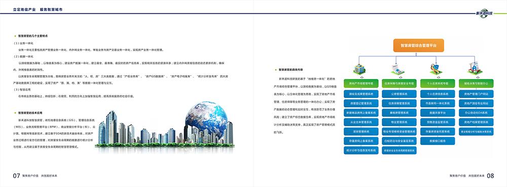 智慧城市科技画册设计,智慧城市服务画册设计