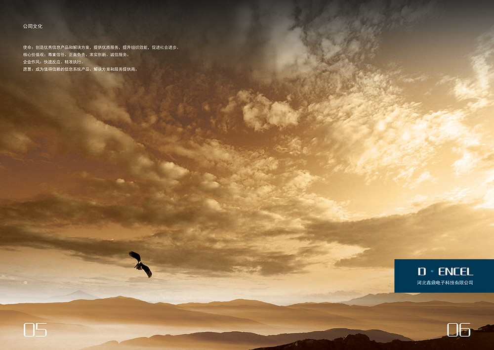 电子画册设计,科技画册设计公司