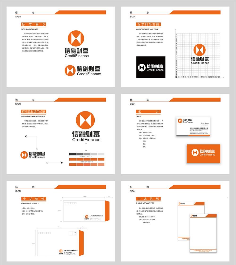 金融行业VIS设计,金融行业VIS设计公司