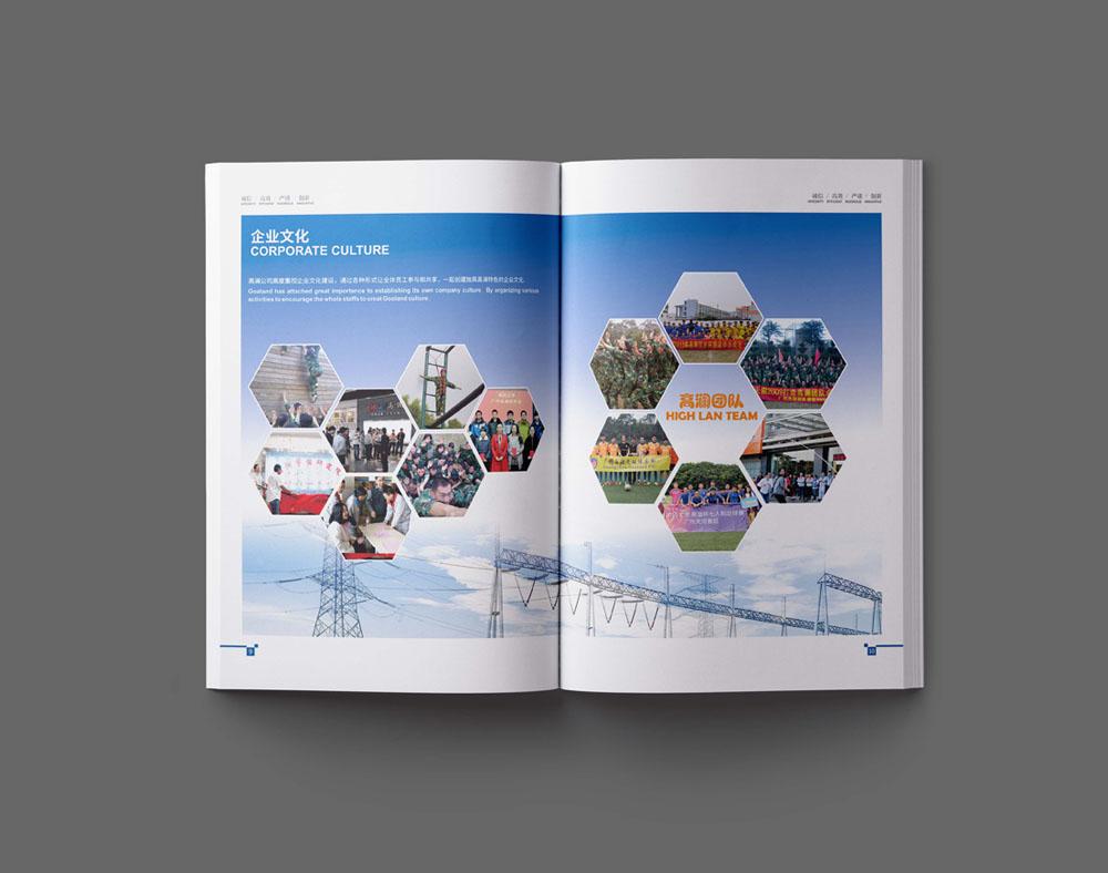 广州科学城宣传画册设计服务
