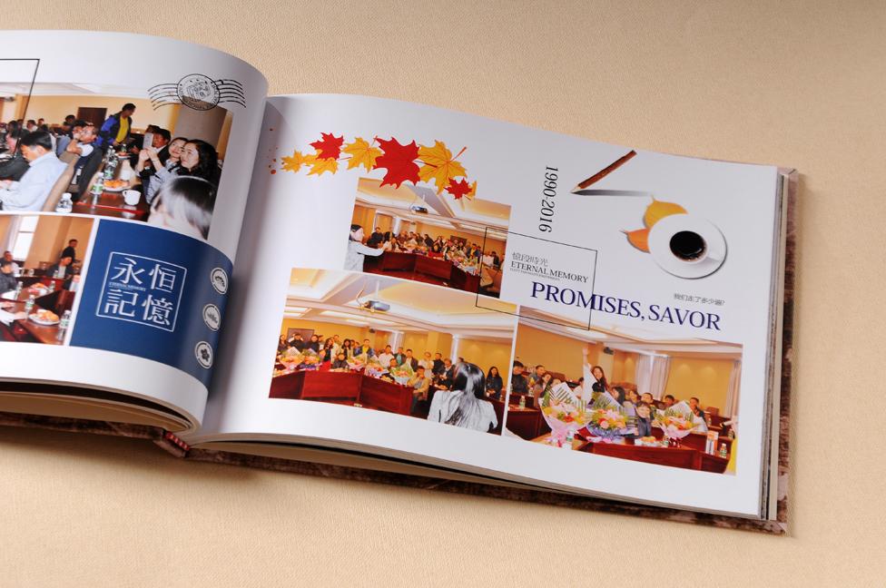 公司成立十周年纪念册设计怎么做?为什么要做纪念册