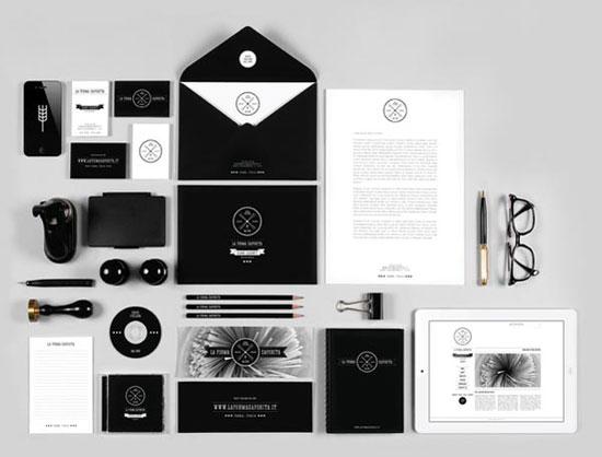 传媒集团vi设计技巧详解 让你找到事半功倍的秘诀