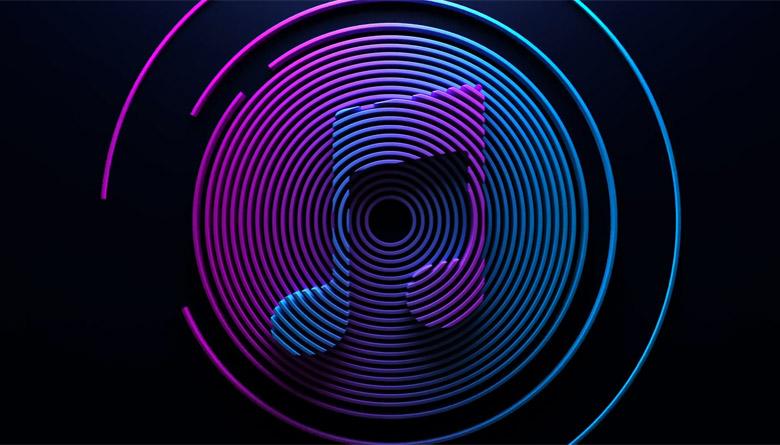 炫酷音乐vi设计,带给我们不一样的体验!