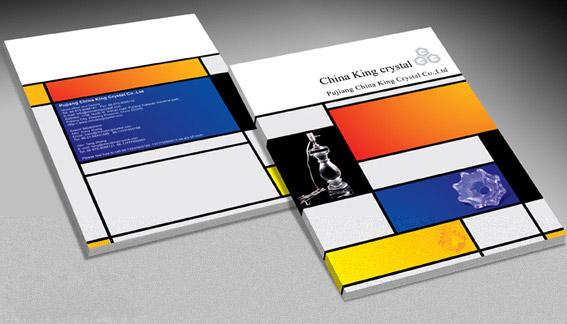 从哪些方面做好产品画册设计欣赏