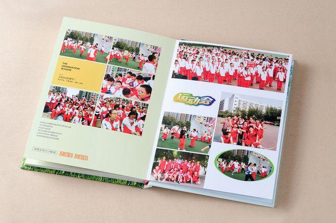 毕业纪念册设计元素和设计风格介绍