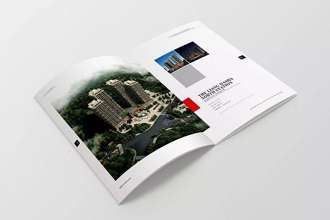 企业画册设计欣赏从哪几个方面入手呢?