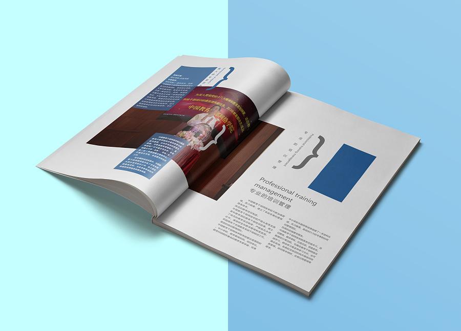 杂谈:传统教育画册设计的分类