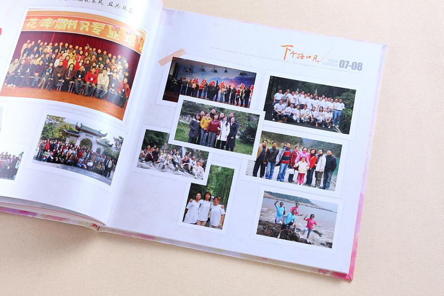 六年级纪念册设计风格与内容制造