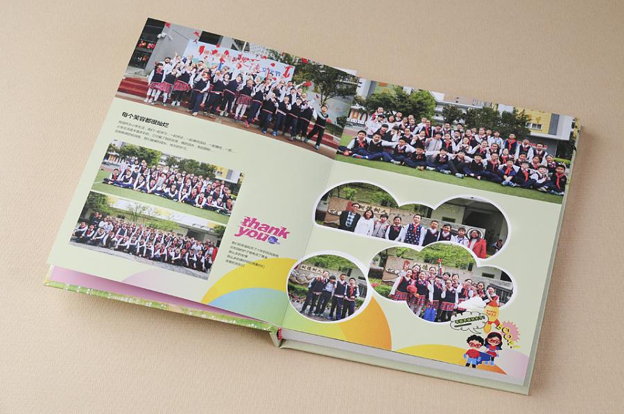 纪念册设计有何要求,小学毕业纪念册设计企业选谁好?