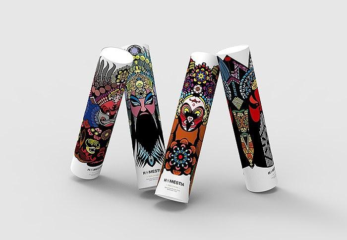 与众不同的筷子包装设计应该如何设计?