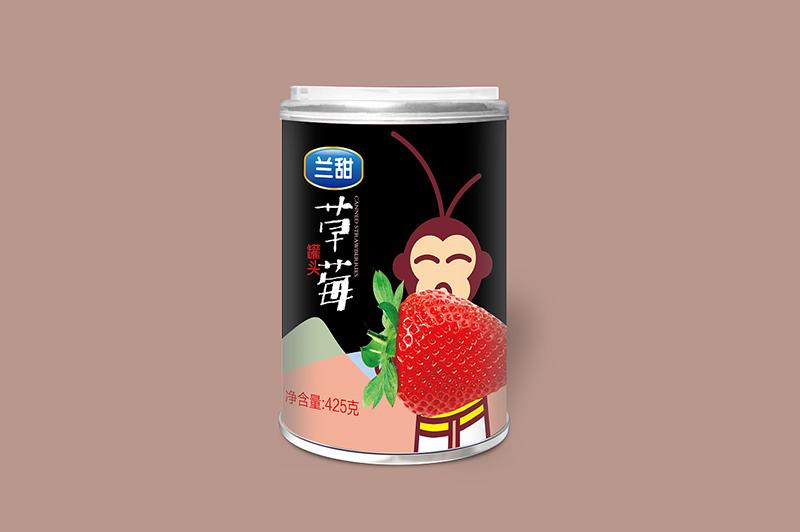 水果罐头包装设计有哪些吸引人的风格?