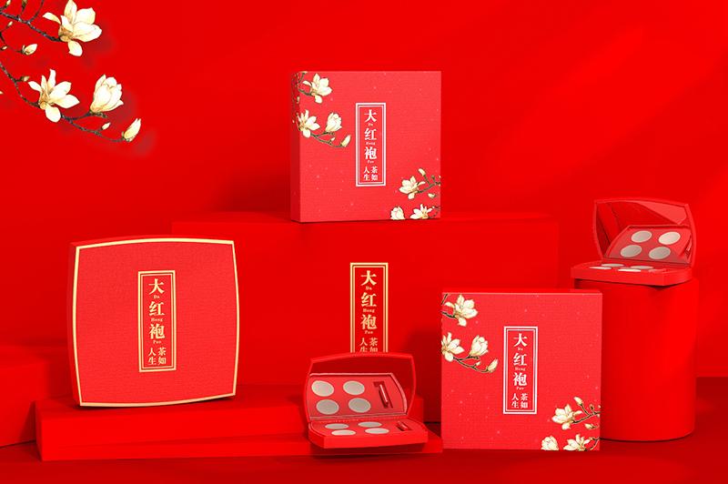 大红袍茶叶包装设计有哪些意义?