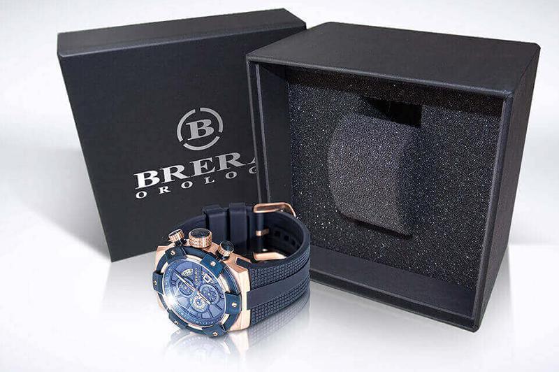 高端手表盒包装设计是怎么样的