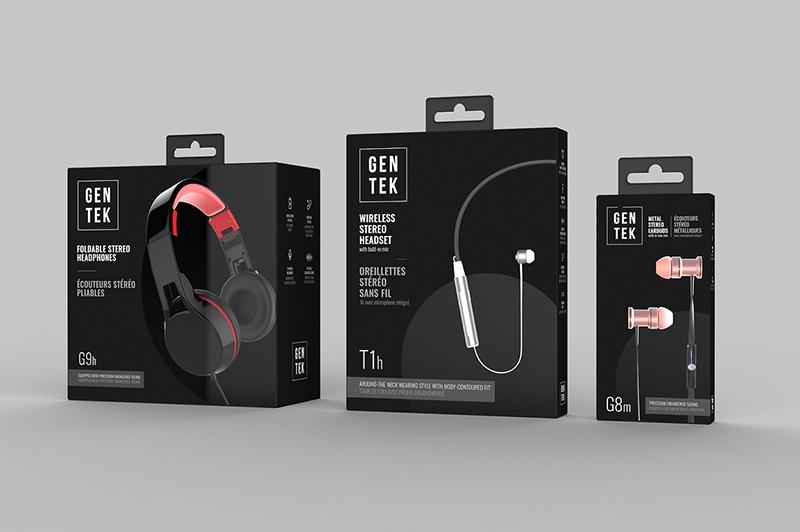 耳机包装设计有哪些注意事项呢?