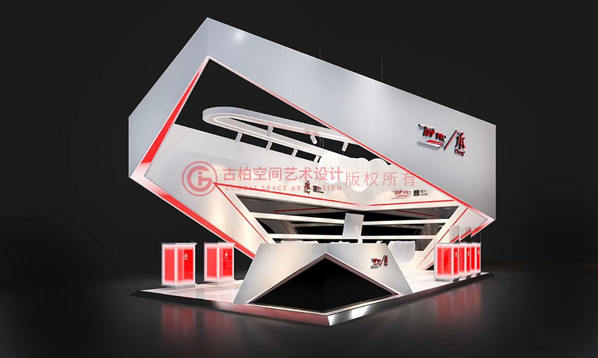 展示空间设计-展览空间设计-企业展厅设计