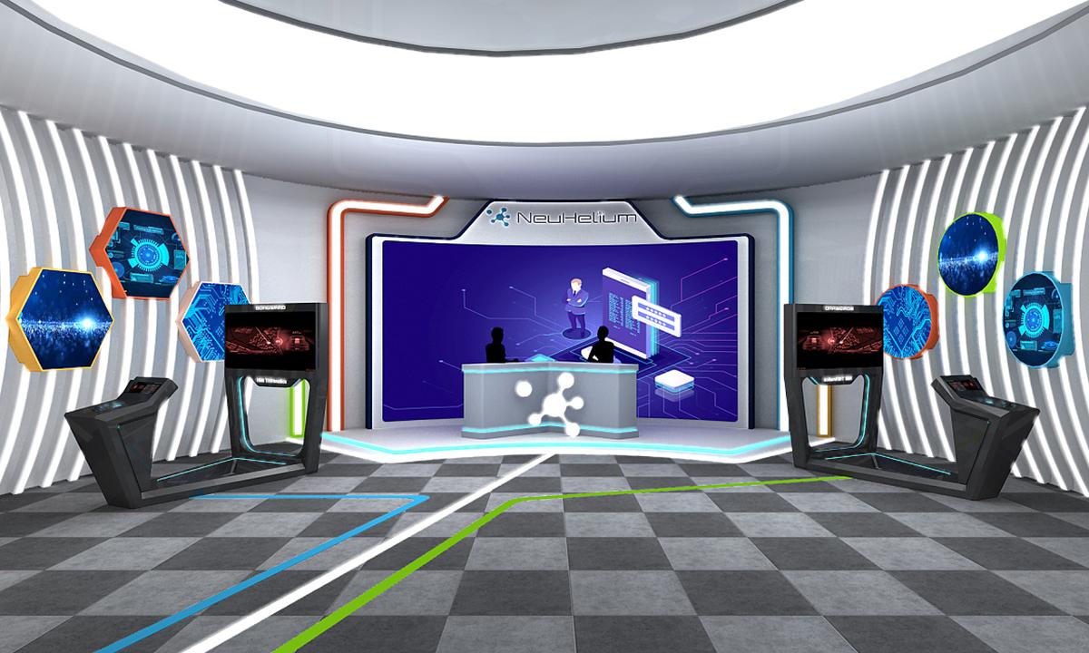 智慧展厅设计-展厅设计公司