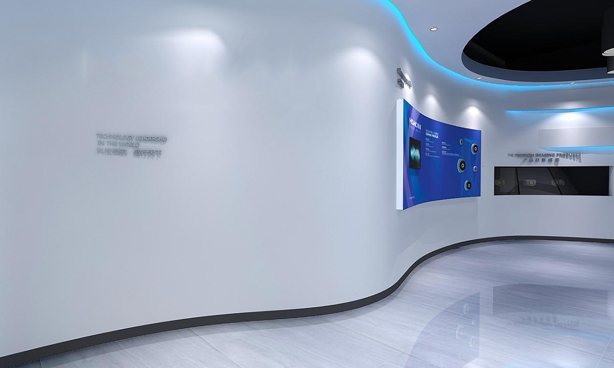 科技展厅设计-展厅设计公司