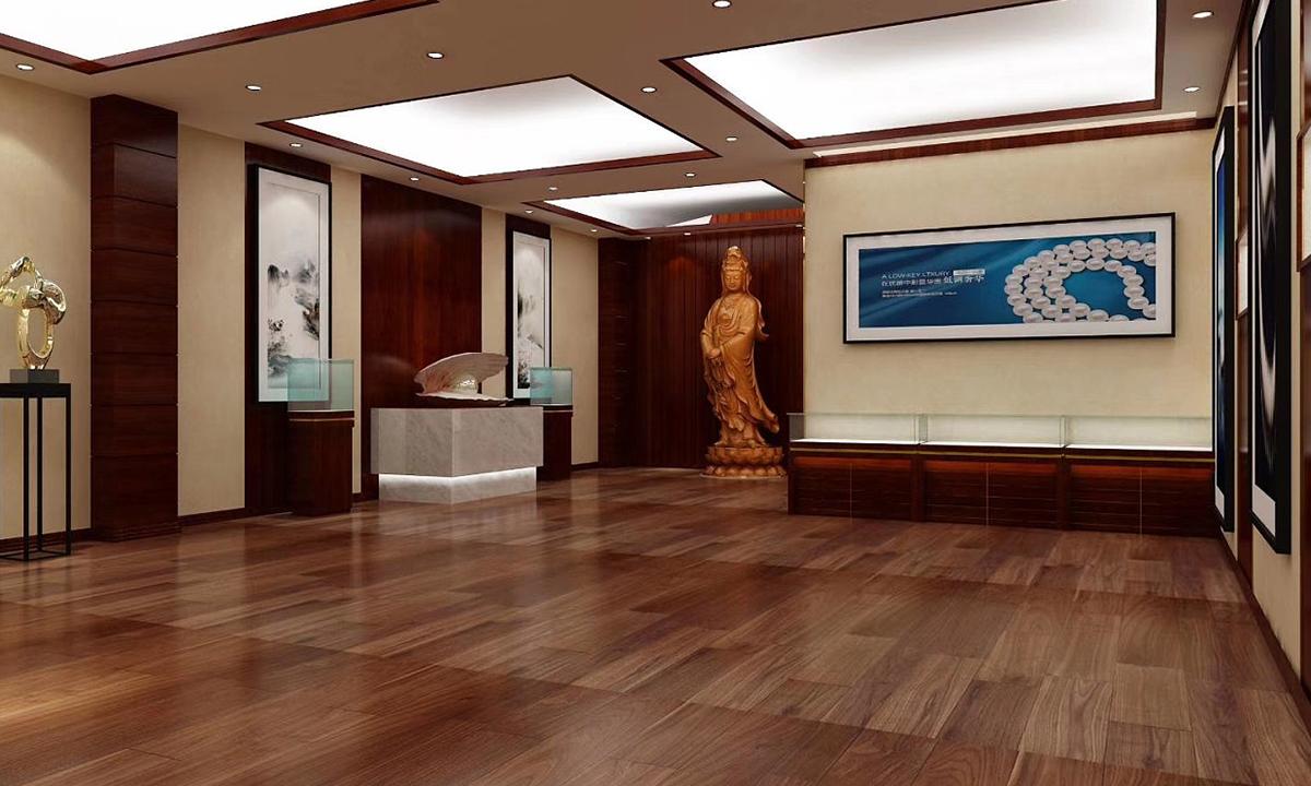 珠宝展厅设计-展厅设计公司