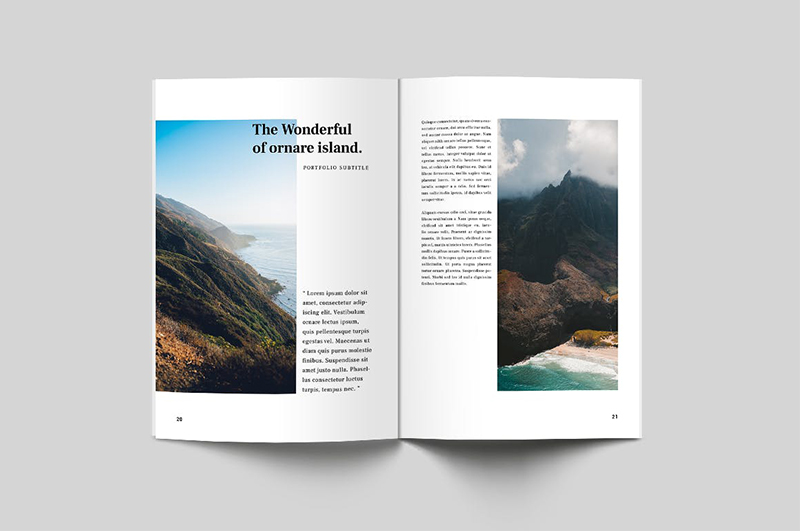 画册设计与制作的整个流程