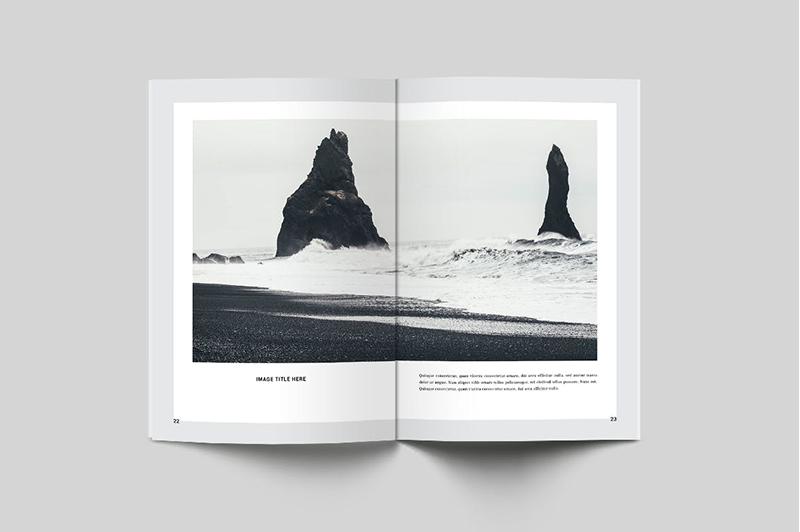 如何做折页画册设计?