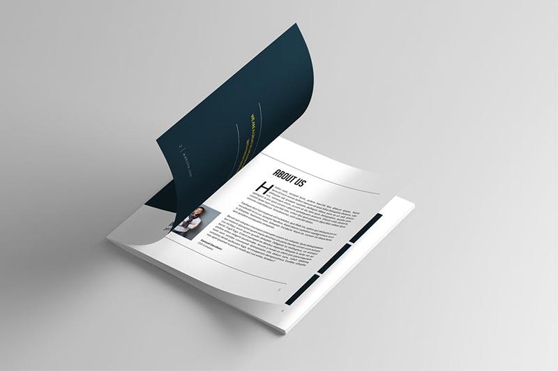 高档宣传册设计如何定位?