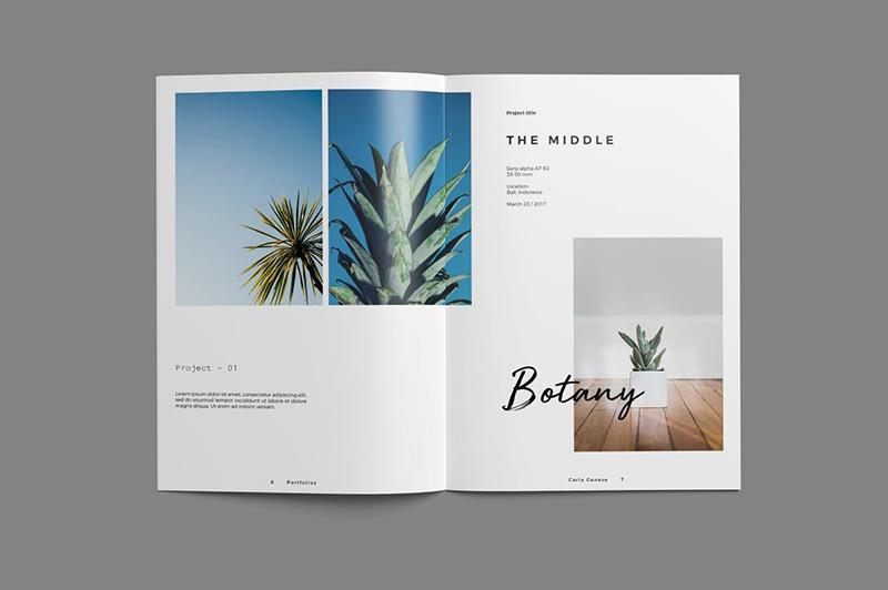 企业画册如何展示魅力?如何设计的简洁大气 ?