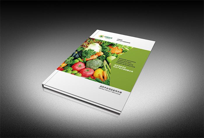 产品宣传画册设计哪家好?画册色彩如何搭配?