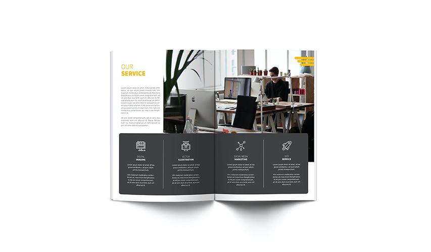 企业产品画册设计哪家好?古柏广告设计公司首屈一指