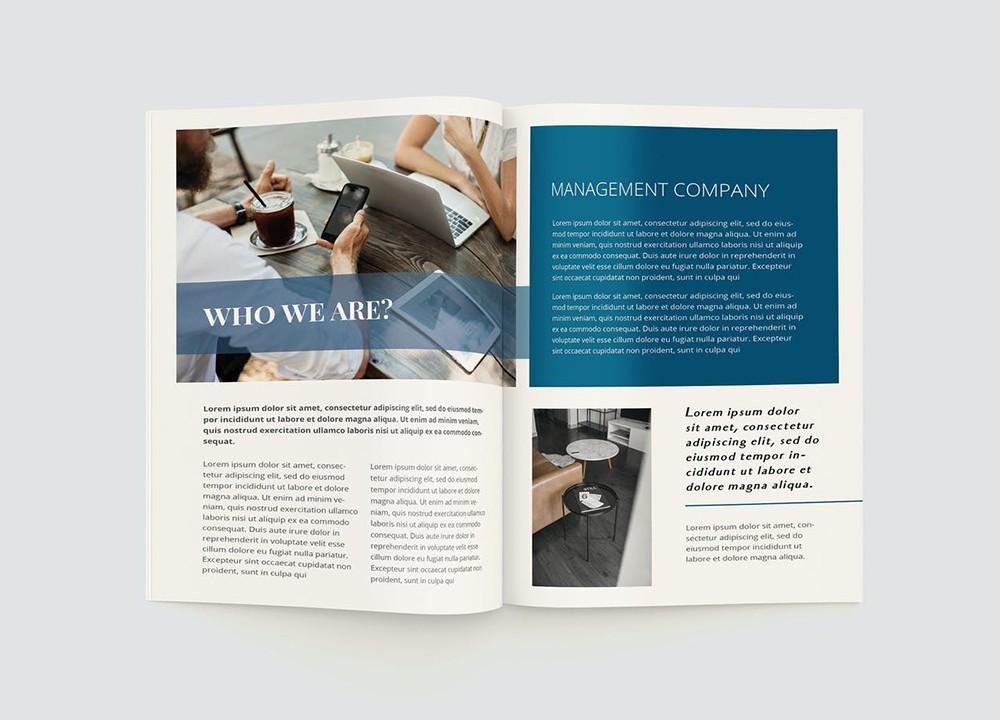 企业宣传册设计多少钱?宣传册设计如何做呢?