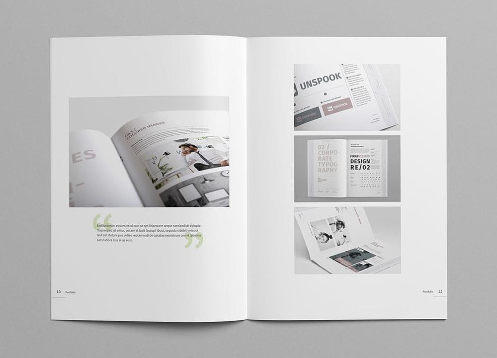 画册设计报价多少钱一p?公司宣传册设计内容有哪些?