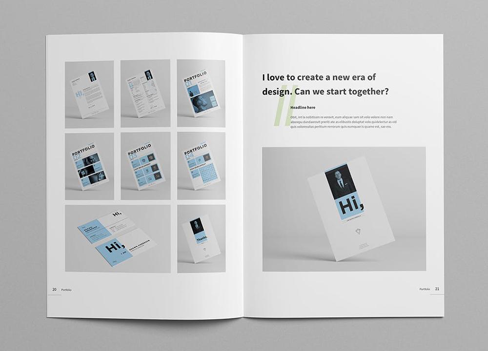 画册设计一页多少钱?画册设计的过程是什么?