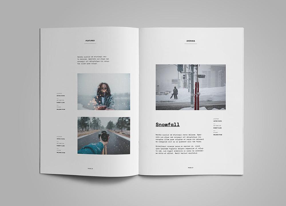 手册设计1p多少钱?彩页画册制作有哪些要求呢?