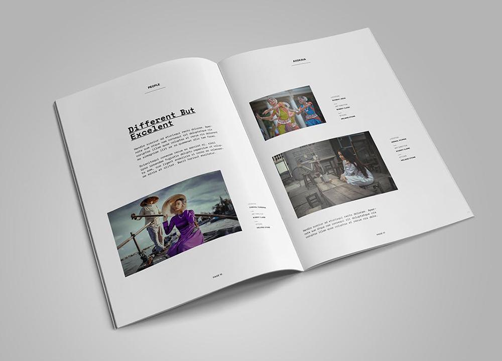 做一个画册设计多少钱?企业怎么样做出自己的画册?