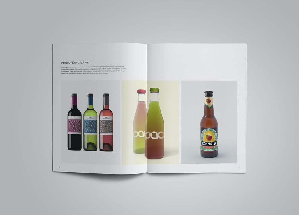 广告宣传画册怎么设计?具体设计流程介绍
