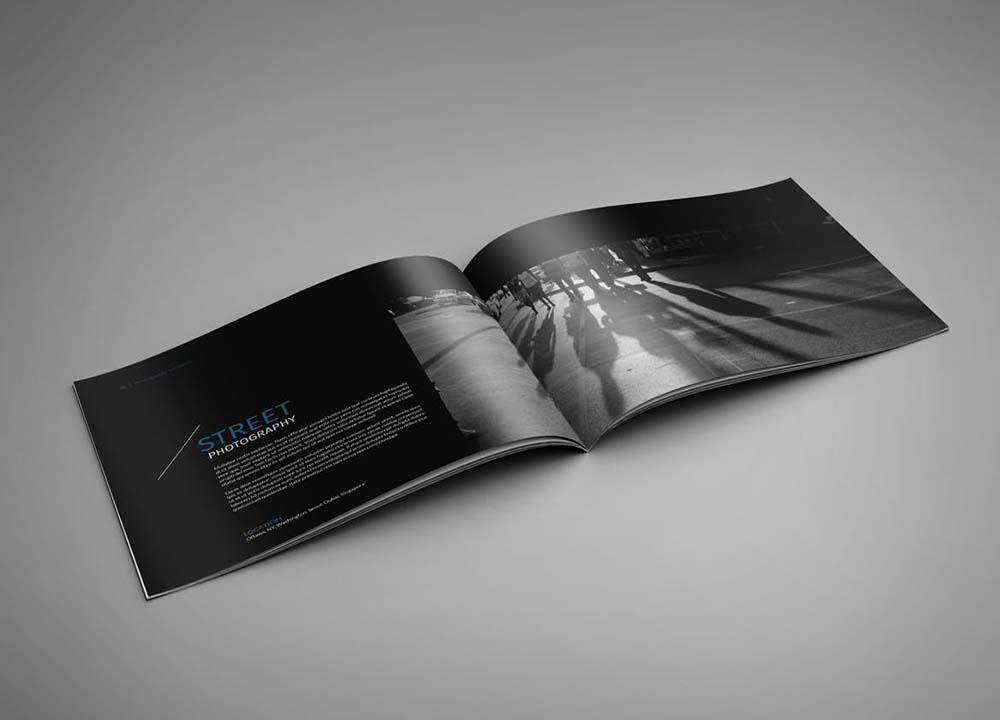 企业画册印刷规格有哪些 企业画册哪里做比较好