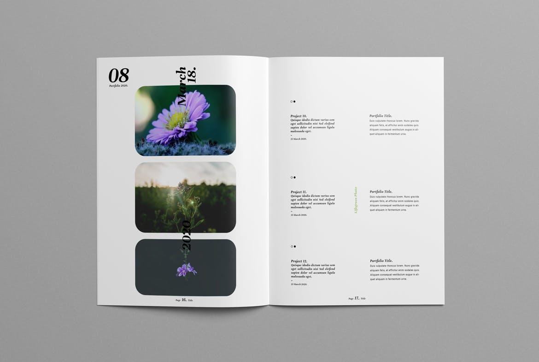 企业画册印刷报价是多少  画册设计内页的排版风格