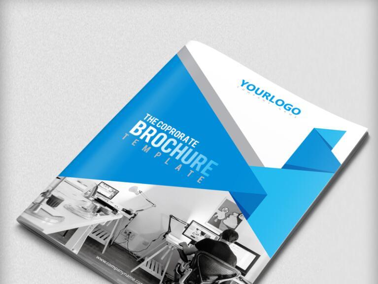 企业封面设计怎么做?企业封面如何设计