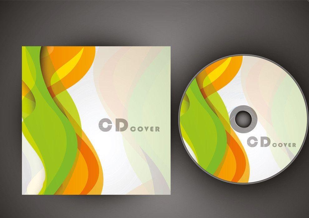 光盘封面设计方法是什么?有哪些常见尺寸