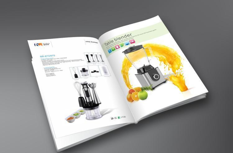 佛山企业宣传册设计元素有哪些?设计方法是什么