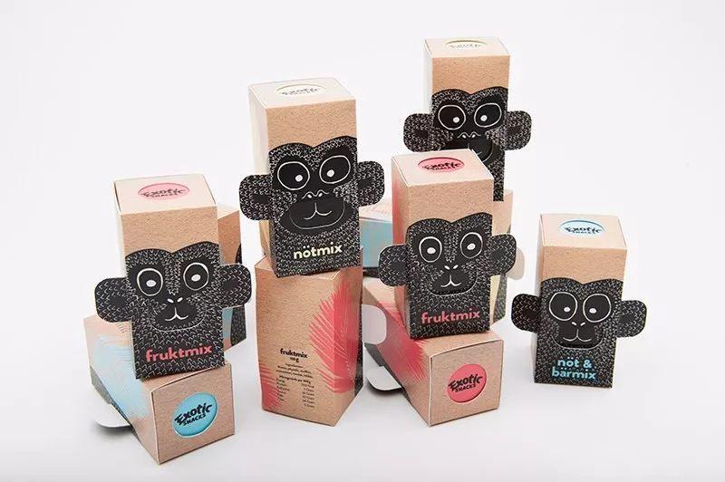 儿童产品包装设计要素有哪些?儿童产品包装设计分析