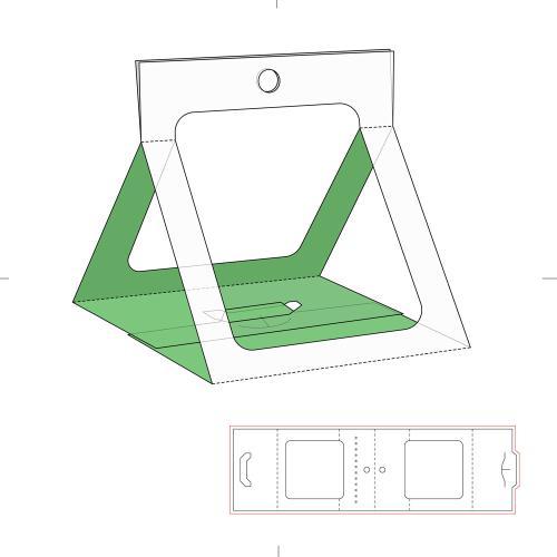 包装盒如何设计比较好?包装盒设计展开图欣赏